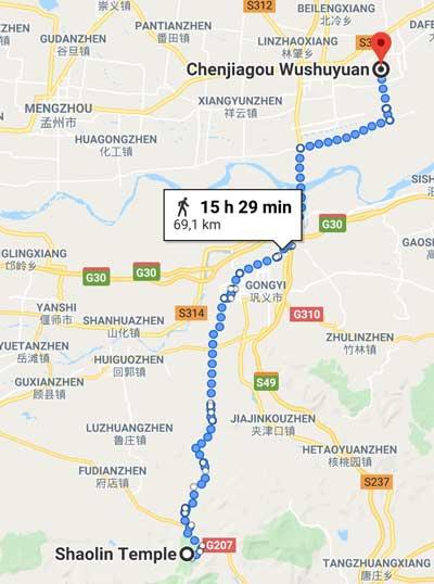 Shaolin-Chenjiagou-Taiji-Quan-Chen-Plan-distance